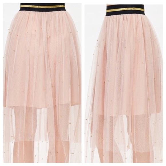6fcb6a5b3c Tulle Skirts | 5 Pearl Skirt | Poshmark